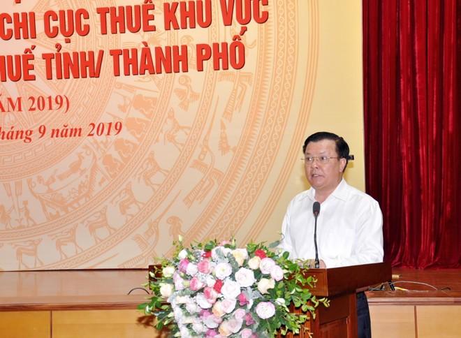 Bộ trưởng Bộ Tài chính cho biết toàn ngành đã giảm được 3.160 đầu mối từ trung ương đến địa phương