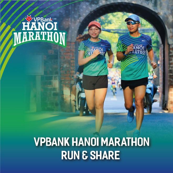 Mỗi bước chạy hoặc tấm ảnh được chia sẻ, VPBank sẽ đóng góp 5.000 đồng cho các quỹ từ thiện giúp đỡ trẻ em có hoàn cảnh khó khăn