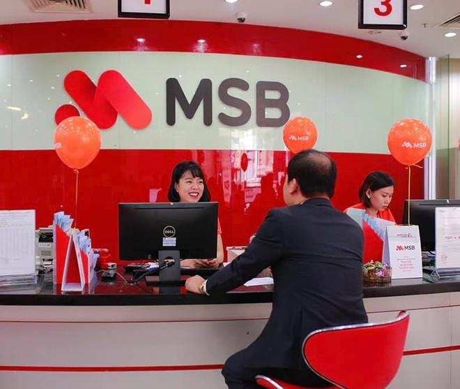 Các chỉ tiêu kinh doanh của MSB đều tăng trưởng vượt trội