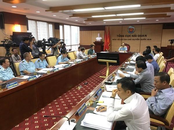 Tổng cục Hải quan cho biết đã phát hiện nhiều lô hàng Trung Quốc đội lốt hàng Việt để xuất sang nước thứ ba