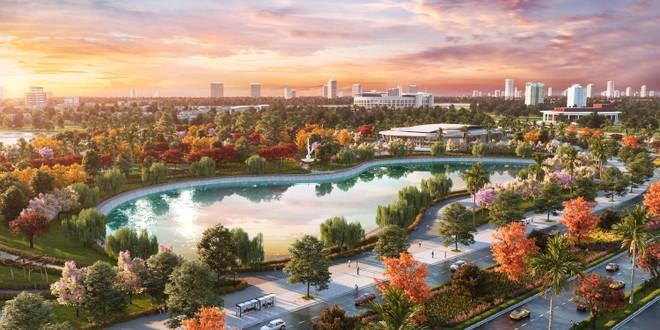 """Công viên rộng hơn 14 ha sẽ là """"lá phổi xanh"""" của khu vực Mỹ Đình"""