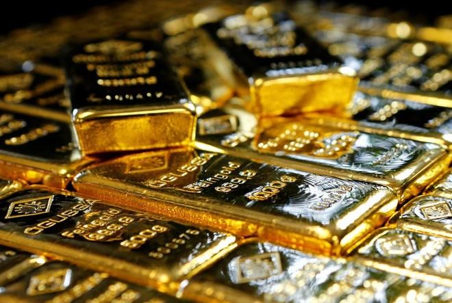 Giá vàng hôm nay lại giảm mạnh, xuống đáy 3 tháng