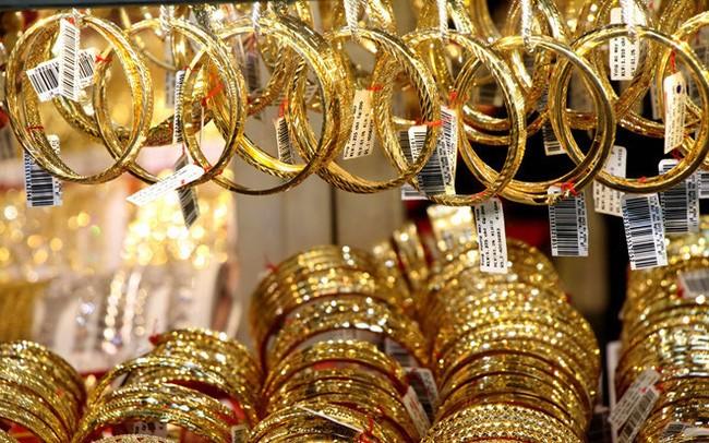Giá vàng đã tăng mạnh kể từ chiều qua