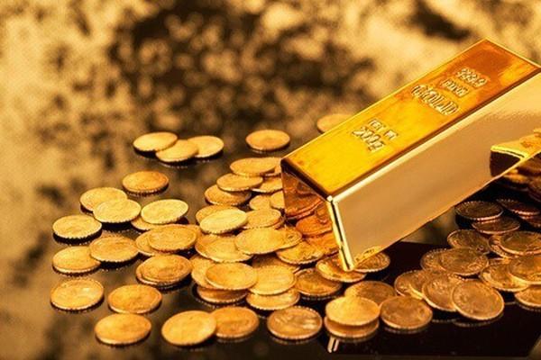 Giá vàng thế giới đã giảm mạnh từ phiên cuối tuần trước