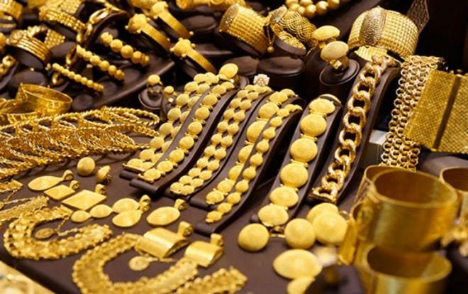 Giá vàng giảm phiên đầu tuần