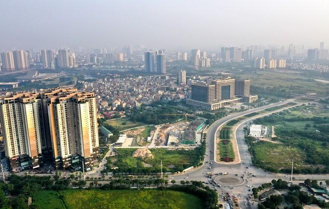 Dự án căn hộ cao cấp The Matrix One của MIKGroup nằm ngay cạnh đường đua F1