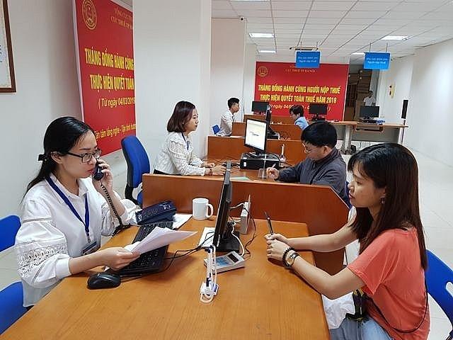 Cục Thuế Hà Nội khuyến khích người nộp thuế nộp hồ sơ quyết toán thuế qua bưu điện