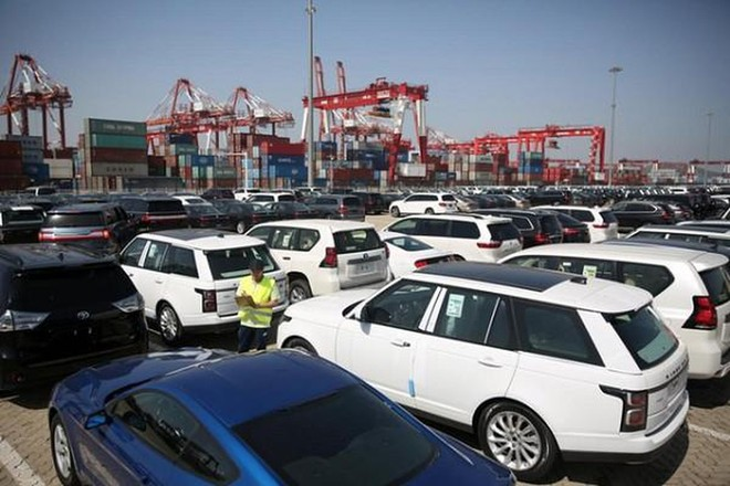 Những tháng đầu năm 2020, nhập khẩu ô tô có xu hướng giảm mạnh