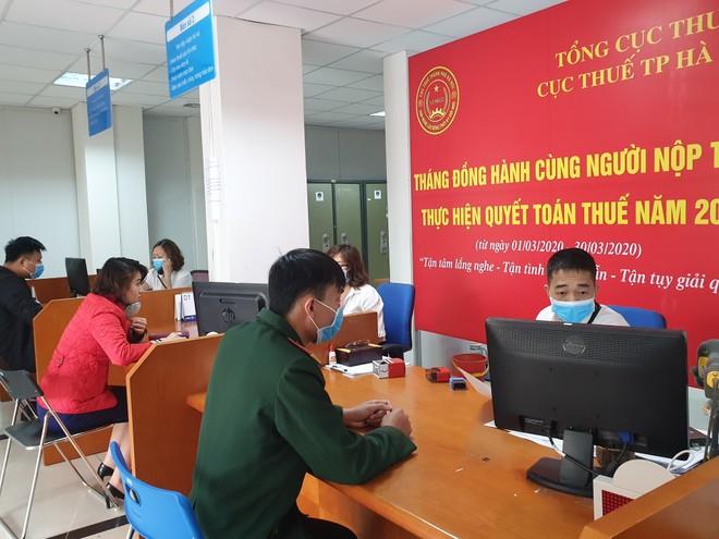 Cục Thuế Hà Nội đã sẵn sàng cho Tháng đồng hành cùng người nộp thuế quyết toán thuế năm 2019