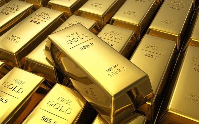 Giá vàng thế giới giảm mạnh kể từ đêm qua theo giờ Việt Nam