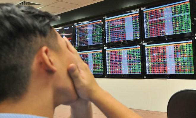Mặc dù tâm lý nhà đầu tư đã trấn tĩnh trở lại nhưng lực bán của khối ngoại khiến VN-Index chưa thể hồi phục