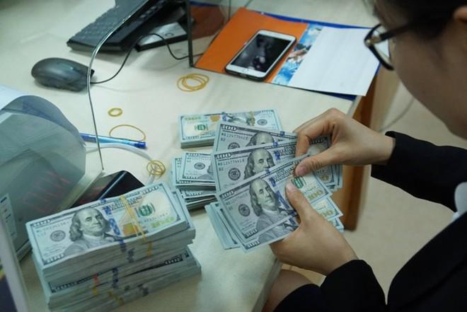 Tỷ giá tại các ngân hàng giảm nhiệt sau khi NHNN điều chỉnh giá bán USD