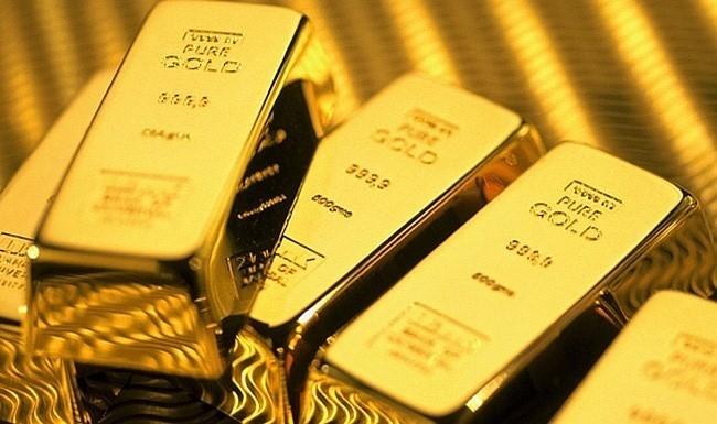 Giá vàng không có nhiều biến động trong phiên đầu tuần
