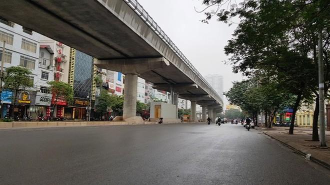Dự án đường sắt Hà Nội đô thị Nhổn - ga Hà Nội