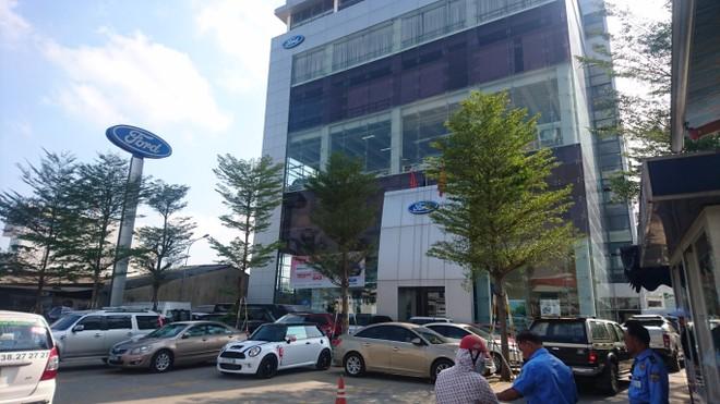 Nhà nhập khẩu ô tô lớn Tân Thành Đô liên tục vướng lùm xùm thời gian gần đây