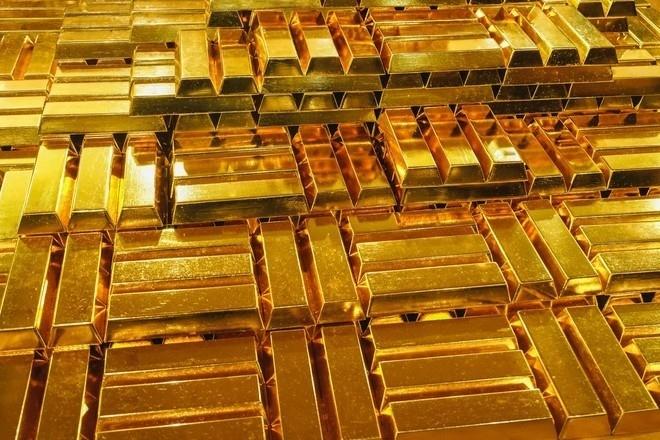 Giá vàng đã kết thúc tuần thứ 4 tăng liên tiếp