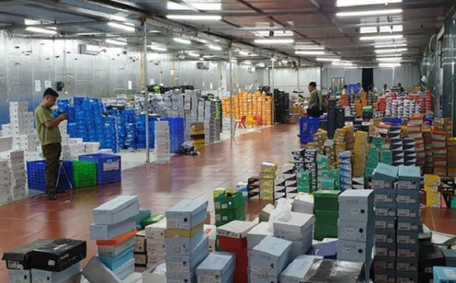 Vụ kho hàng lậu ở Lào Cai là vụ việc bán hàng giả, lậu liên quan tới thương mại điện tử có quy mô lớn nhất từ trước đến nay