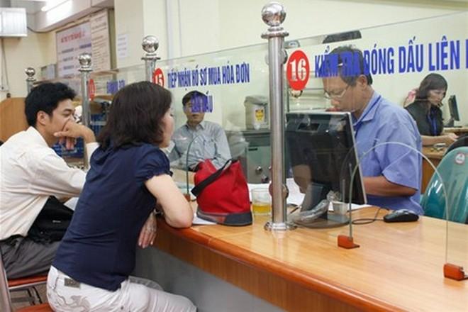 Cục Thuế Hà Nội khẳng định không cử cán bộ thuế bán sách, tài liệu