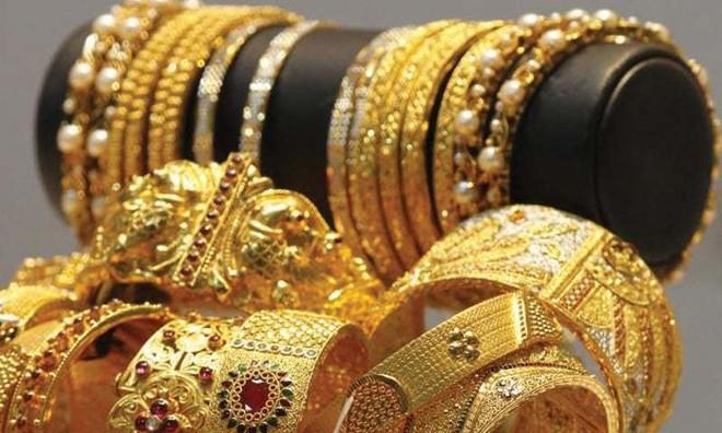 Giá vàng đã có nhịp điều chỉnh sau 9 phiên tăng mạnh và tăng liên tiếp