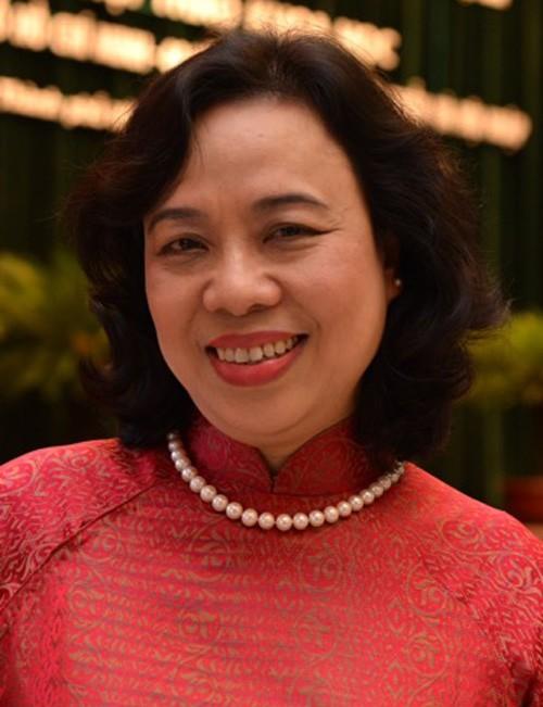 Phó Bí thư Thường trực Thành ủy Hà Nội Ngô Thị Thanh Hằng tham dự Hội thảo