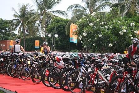 Những vận động viên hàng đầu thế giới đã tham gia VNG Ironman 70.3 ở Việt Nam