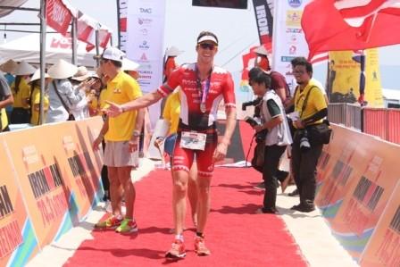 Những vận động viên hàng đầu thế giới đã tham gia VNG Ironman 70.3 ở Việt Nam ảnh 1