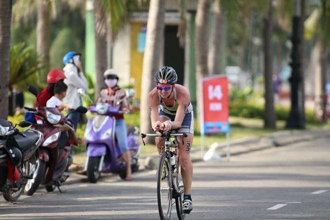 54 quốc gia đã tham gia tranh tài 3 môn thể thao phối hợp ở Đà Nẵng