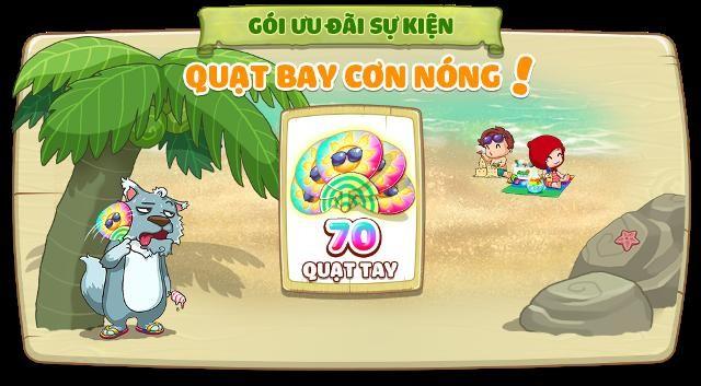Game Việt thành công nhất chính thức ra mắt trên Zalo