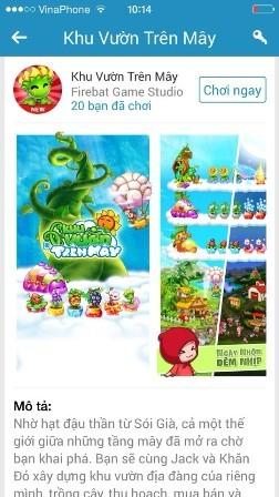 Game Việt thành công nhất chính thức ra mắt trên Zalo ảnh 1
