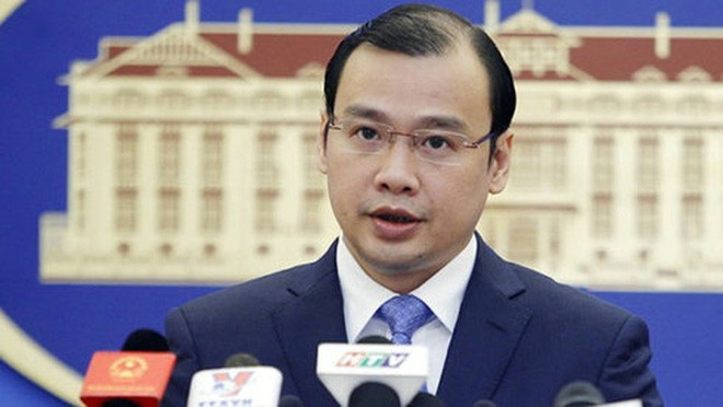 Phản đối Trung Quốc tổ chức tuyến du lịch trái phép đến Hoàng Sa của Việt Nam