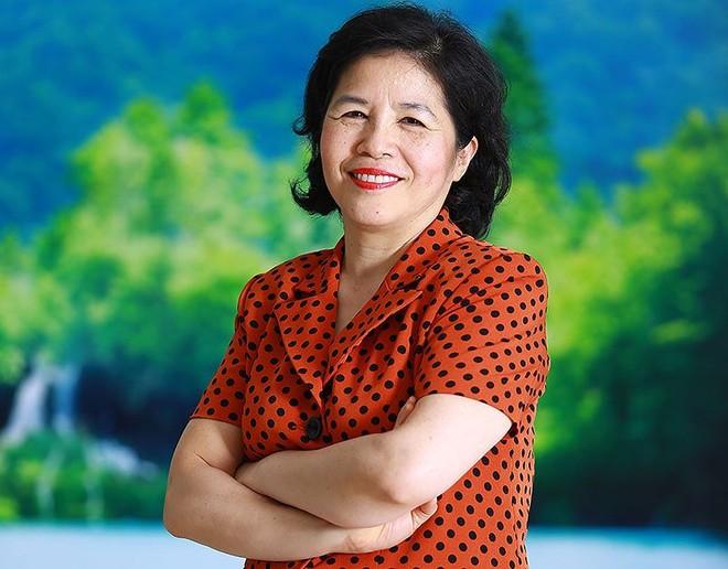 Bà Mai Kiều Liên - CEO Vinamilk - một tấm gương nữ doanh nhân Việt luôn mang tinh thần kiên cường trong khởi nghiệp