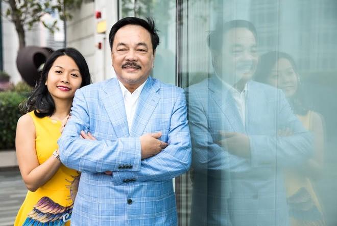 Hai cha con doanh nhân Trần Quí Thanh, Trần Uyên Phương