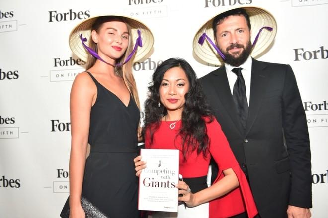 Tinh thần vươn lên của doanh nhân Việt thu hút nước Mỹ và cộng đồng quốc tế