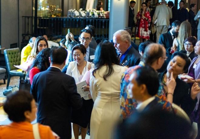 Tinh thần vươn lên của doanh nhân Việt thu hút nước Mỹ và cộng đồng quốc tế ảnh 4