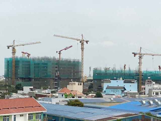 Thực tế hoạt động xây dựng dự án Opal Boulevard đến thời điểm hiện tại đang được triển khai đúng tiến độ