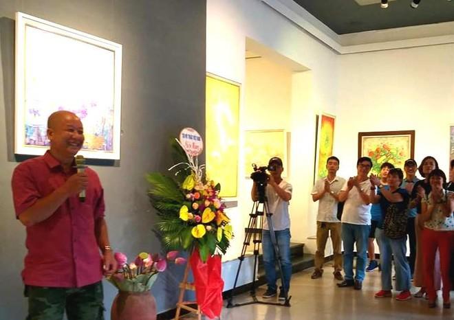 Họa sĩ Vũ Tuyên: Sen là người tình tuyệt vời trong nghệ thuật ảnh 1