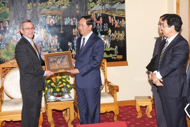 Làm sâu sắc thêm quan hệ Đối tác toàn diện giữa Việt Nam- Hoa Kỳ ảnh 2