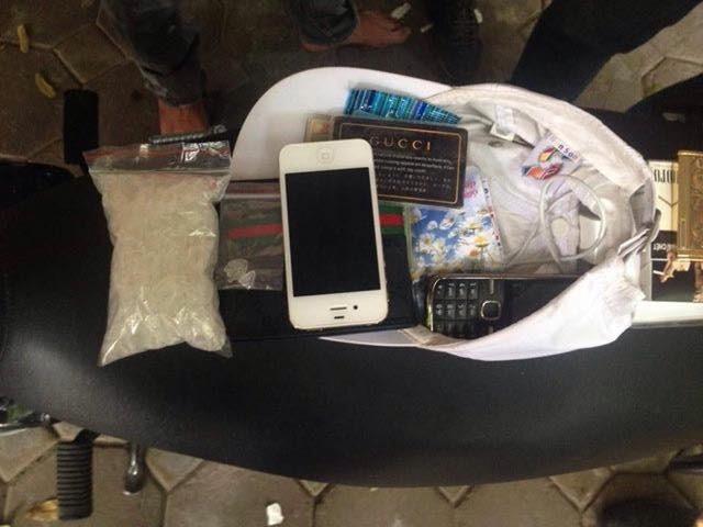 Vừa ra tù, lại bị 141 bắt vì vận chuyển ma túy ảnh 3