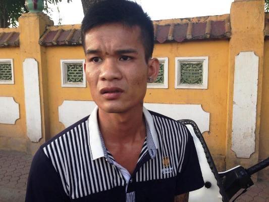 Đối tượng Nguyễn Hải Tùng