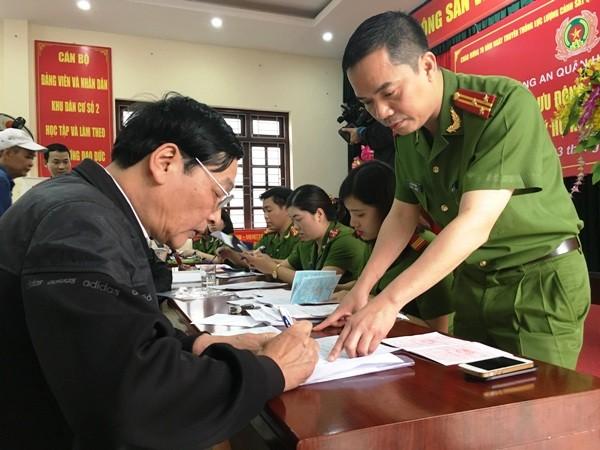 Niềm vui của nhân dân là động lực làm việc cho cán bộ chiến sỹ CAQ Hoàng Mai ảnh 7