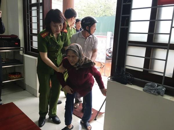 Niềm vui của nhân dân là động lực làm việc cho cán bộ chiến sỹ CAQ Hoàng Mai ảnh 11
