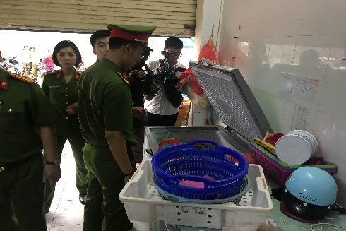 Lực lượng liên ngành Hà Nội kiểm tra cơ sở