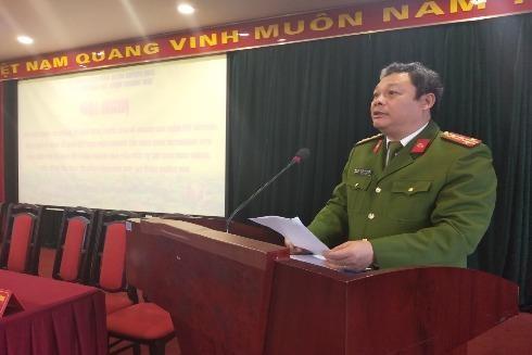 Đại tá Nguyễn Đình Chiến, Trưởng CAQ Hoàng Mai yêu cầu, kế hoạch phải được tiến hành nghiêm túc, thiết thực, hiệu quả, an toàn