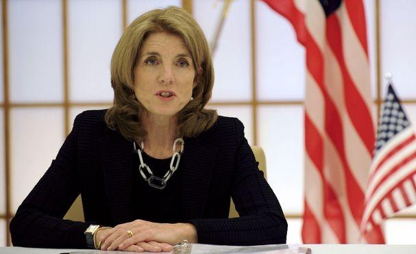 Bà Caroline Kennedy - Đại sứ Mỹ tại Nhật Bản