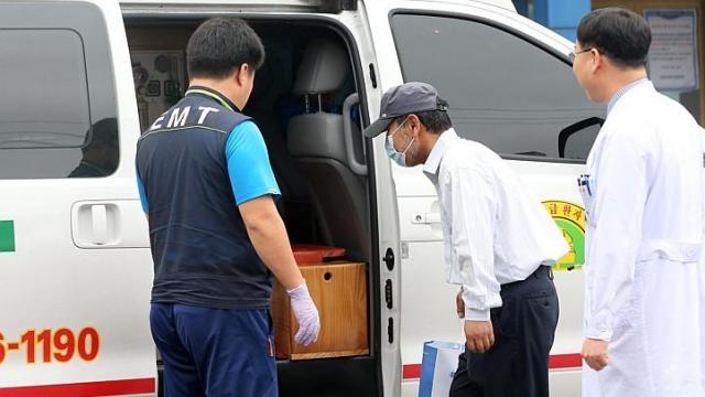 Một người đàn ông tại Daegu, Hàn Quốc được trở về nhà sau khi hồi phục khỏi bệnh MERS
