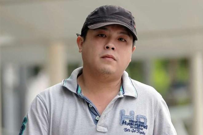 Jover Chew, chủ cửa hàng điện thoại di động Mobile Air ở khu Sim Lim Square (Singapore)