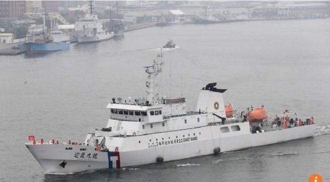 Tàu Đài Loan sẽ đến tuần tra vùng biển xung quanh đảo Okinotorishima