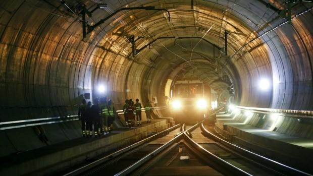 Chi phí xây dựng đường hầm lên tới hơn 12 tỷ USD