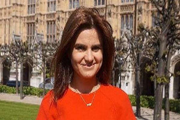 Nữ nghị sĩ Anh Jo Cox
