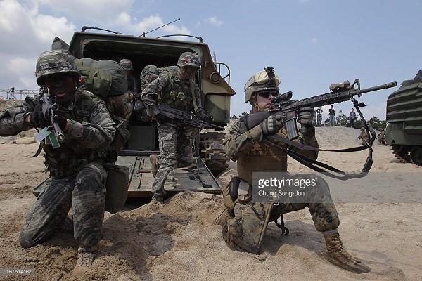 Lính Thủy quân Lục chiến Mỹ